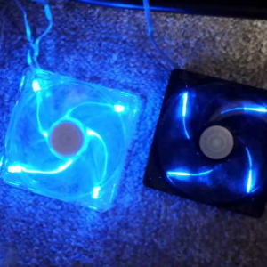 AW 120mm LED Fan