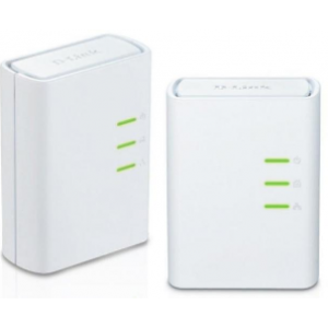 D-Link DHP-311AV AV500 PowerLine Homeplug AV Mini Starter Ki