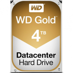 WD 4TB Gold Datacenter Hard Drive