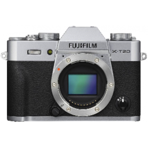 FUJIFILM X-T20 Body Mirrorless Camera