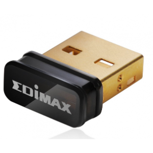 Edimax EW-7811Un 150Mbps Nano USB (Ideal for Raspberry) Wireless Adapter