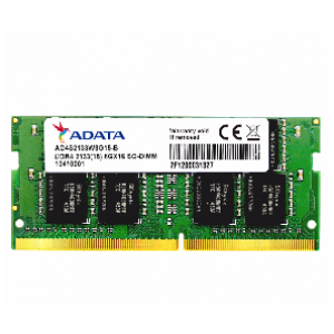 Adata 8GB 2133MHz CL15 DDR4 Notebook RAM