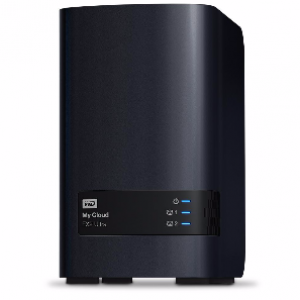 WD My Cloud Expert Series EX2 Ultra