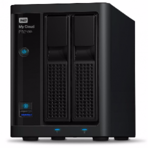 WD 0TB My Cloud Pro Series PR2100 2-bay