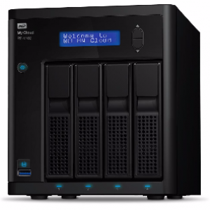 WD 0TB MY CLOUD PRO SERIES PR4100 4-bay