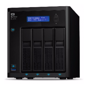 WD My Cloud DL4100 4-bay