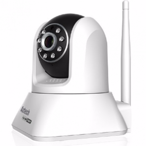Aztech WIPC411 Full HD Wireless N Pan Tilt IP Camera