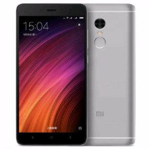 Xiaomi 64GB RedMi Note 4 Dual-Sim Smartphone (Gray / Export Set)