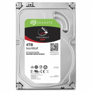 Seagate 4TB IronWolf NAS HDD