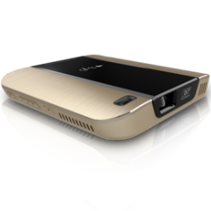Canon Rayo i8 (Gold) Mini Projector