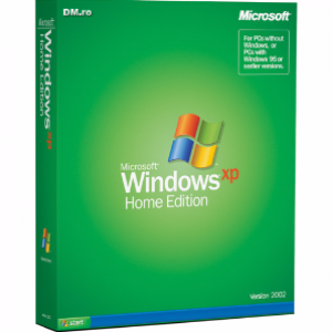 Microsoft Windows XP Home Edition (32 bit)