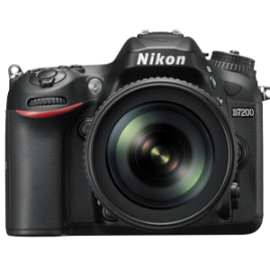 Nikon D7200 Kit with AF-S 18-105mm VR DX Lens
