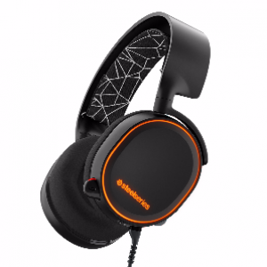 Steelseries Arctis 5 USB Gaming Headset (Black)
