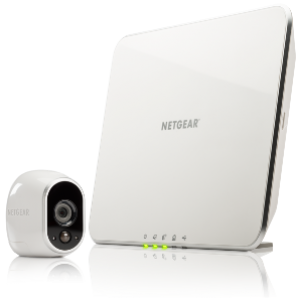 Netgear Arlo VMS3130 Security System with 1 HD Cameras