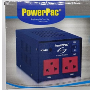 PowerPac ST2000 PowerPac ST2000 AC110-230V 2000 Watts Universal Voltage Transformer