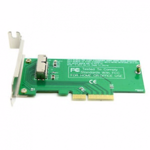 MAC 2013 SSD to PCIE Adapter