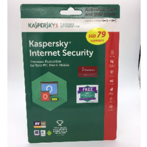 Kaspersky Internet Security 2017 Version 3Device/1Year Premium Protection for your PC, Mac,and Mobile