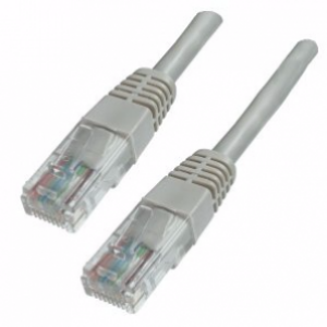 Alltronic Category 6 (CAT6)  0.5Meter Lan Cable Grey
