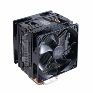Cooler Master Hyper 212 LED Turbo Black CPU Cooler (RR-212TK-16TR-R1)