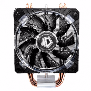 ID Cooling SE-214C Air CPU Cooler / Fan - White