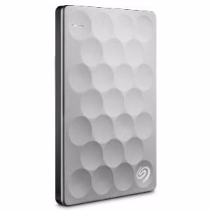 Seagate 1TB Backup Plus Slim HDD External USB 3.0 2.5