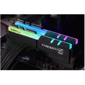 G.Skill 32GB Trident Z Series RGB (2x16GB) 2400Mhz C15 DDR4 Dual Channel Memory Kit