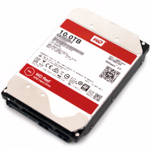 WD 10TB Red 64MB NAS 3.5