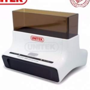 Unitek USB3.0 + 1394B to Sata HDD Docking Station with One Touch Backup Y-3603