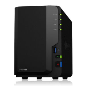 Synology DiskStation DS218+ 2-Bay NAS