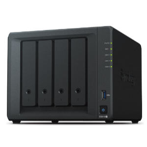 Synology DiskStation DS918+ 4-Bay (Expandable Up To 9 Bays) NAS