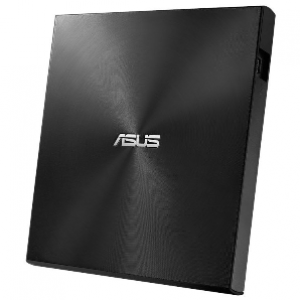 Asus ZenDrive U9M – Ultra-Slim Portable 8X DVD Burner w/Type-C (SDRW-08U9M-U) - Black