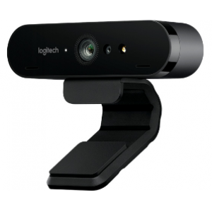 Logitech Brio 4K Ultra HD Webcam (3Y) (960-001105)