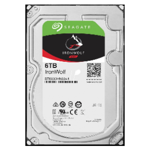 Seagate 6TB IronWolf NAS HDD (ST6000VN0041)