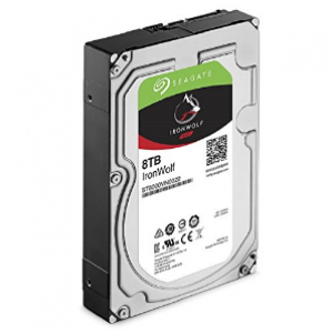 Seagate 8TB IronWolf NAS HDD (ST8000VN0022)