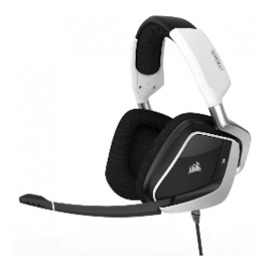 Corsair VOID PRO RGB USB Premium Gaming Headset with Dolby®Headphone 7.1 — White (AP) (CA-9011155-AP)