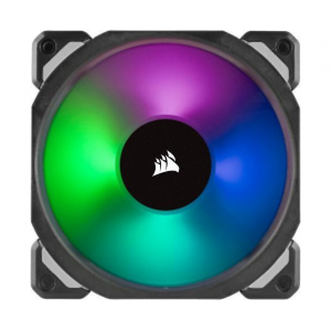 Corsair ML120 PRO RGB LED 120MM PWM Premium Magnetic Levitation Fan — 3  (CO-9050076-WW)