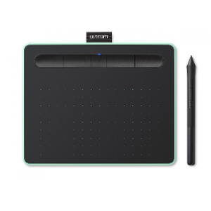 WACOM Intuos Small with Bluetooth CTL-4100WL (Black/Berry/Pistachio)