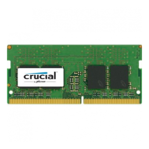 Crucial (CT8G4SFS824A) 8GB DDR4-2400Mhz SODIMM CL-17 Laptop Ram