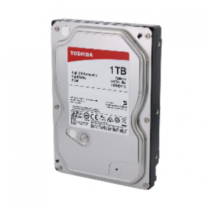 Toshiba P300 1TB Desktop PC Internal Hard Drive 7200 RPM SATA 6Gb/s 64 MB Cache 3.5 inch - (HDWD110XZSTA)