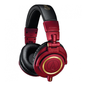 Audio Technica ATH-M50x (Red)