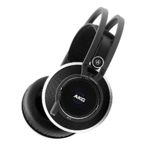 AKG K812 Professional Open-Back Reference Headphones