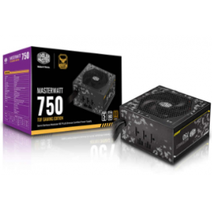 Cooler Master Masterwatt 750W TUF Semi-Modular 80+ Bronze Power Supply (MPX-7501-AMAAB-UF)