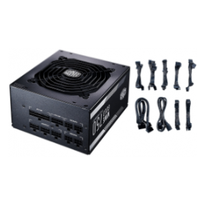 Cooler Master MWE 750W Fully Modular 80+ Gold Power Supply (MPY-7501-AFAAG-UK)