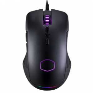 Cooler Master CM310 Black Wired RGB Optical Gaming Mouse (CM-310-KKWO2)