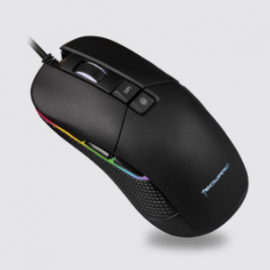 Tecware IMPULSE PRO RGB Gaming Mouse w PixArt 3360 Sensor, True 12000DPI (IMPULSE-3360-RGB)