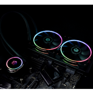 ID Cooling ZoomFlow 240 ARGB AIO CPU Cooler