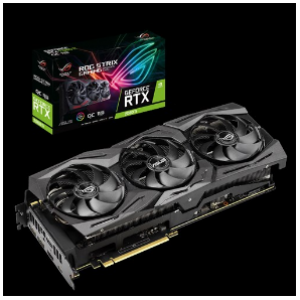 Asus ROG Strix GeForce RTX2070 OC Edition 8GB GDDR6 Graphics Card (ROG-STRIX-RTX2070-O8G-GAMING)