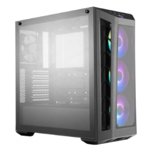 Cooler Master MasterBox MB530P A-RGB ATX Case with 3 Tempered Glass