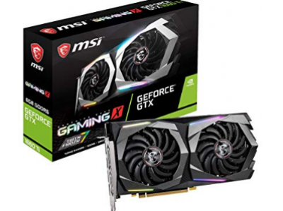 MSI MSI GTX1660Ti GAMING 6GB GDDR6