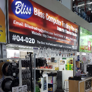 Bliss Computer Trading Pte Ltd